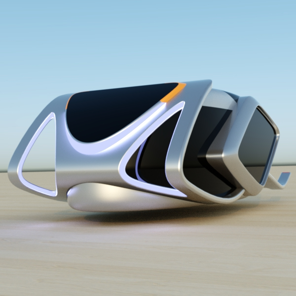 Futuristic Hovercar Concepts On Behance