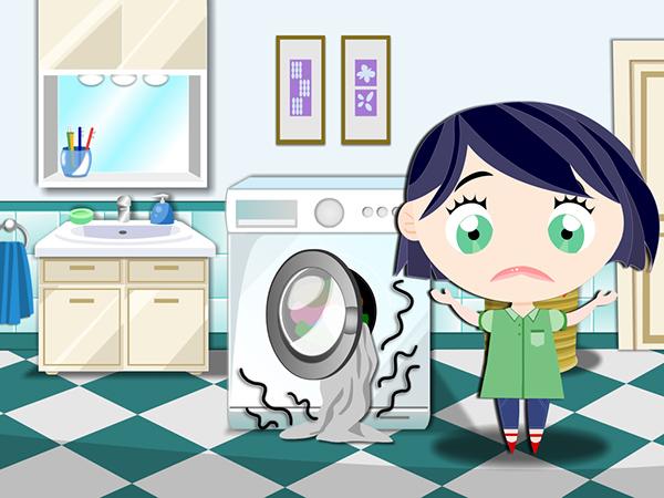 cartoon Spot clean tv tv spot