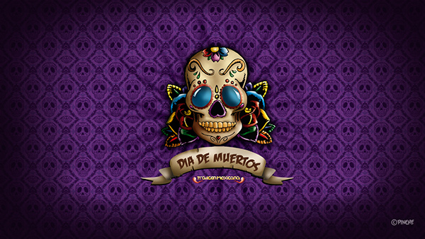 Wallpapers calaveras mexicanas - Imagui
