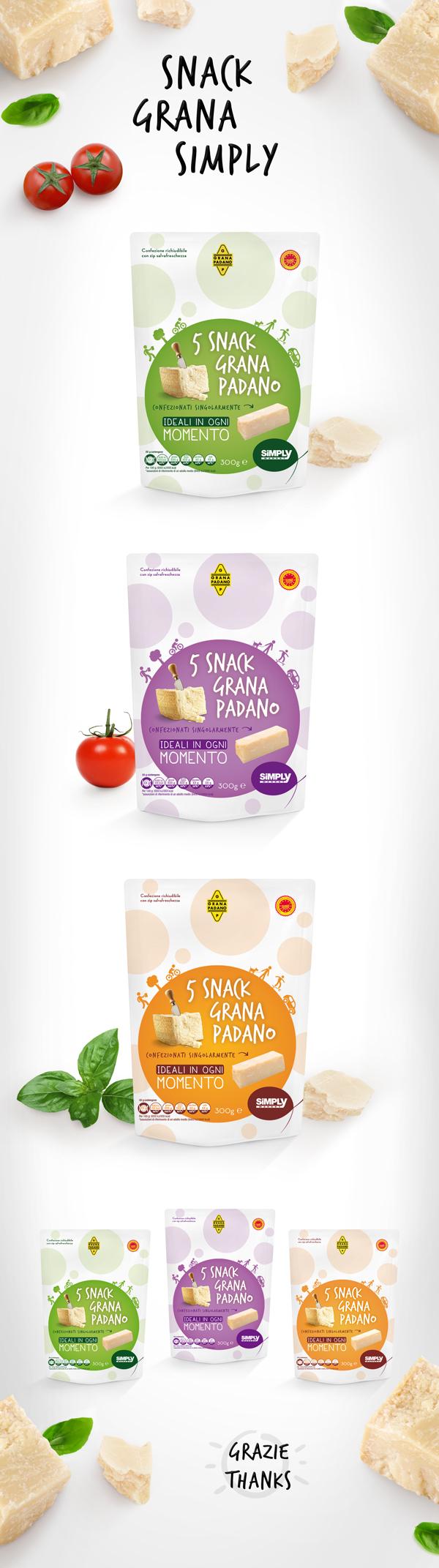 Pack parmigiano granapadano formaggio Cheese graphic Italy italian Food  Cibo fooddesign simply market colors pois