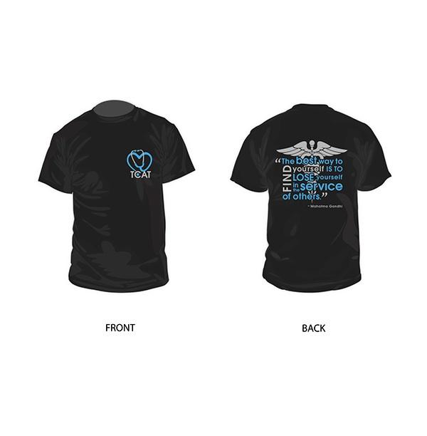 Tcat Nursing School Logo T Shirt Design On Behance,Professional Creative Graphic Designer Letterhead Design