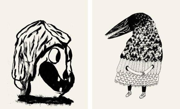 atelier octobre fanzine sérigraphie Riso microedition silkscreen risograph DIY