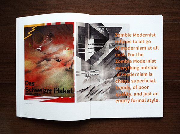 postmodernism in graphic design essay An essay written as part of my graphic design ba i kind of fell in love with both cindy's amazing work and personality while researching this defining postmodernism is notoriously difficult but, for the sake of this essay, i will focus on three of the main proponents of the movement: jean-françois lyotard, roland barthes and.