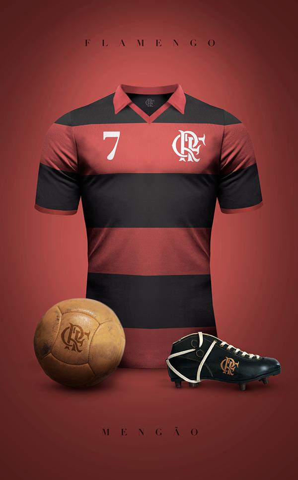 Las mejores camisetas retro del fútbol mundial