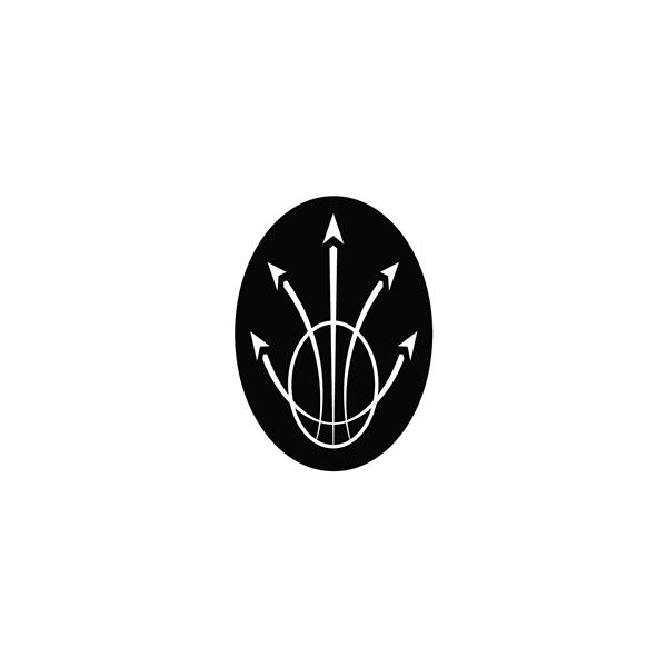 nike air uptempo basketball on behance rh behance net nike basketball logo images nike basketball logo