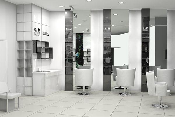 Salon Interior Design Software Circlai