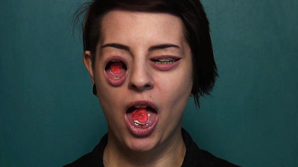 Girls with split tounge photos 989
