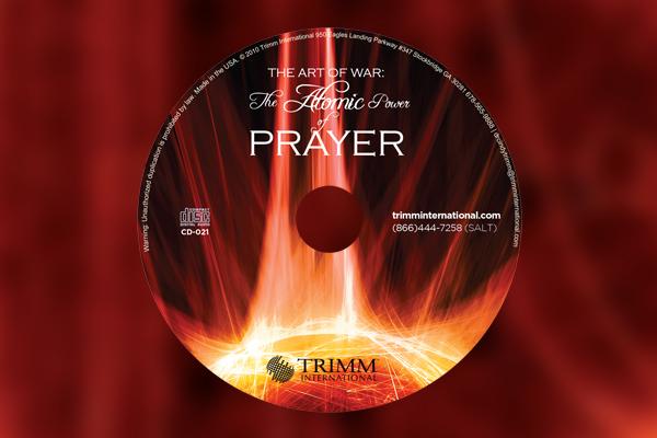 The Art of War: The Atomic Power of Prayer on Behance