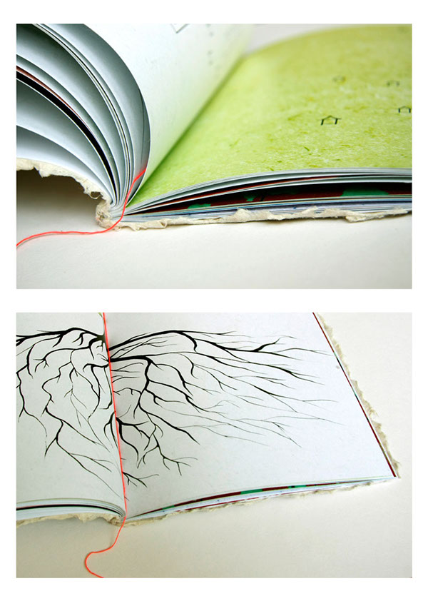 concept book design combination abstract china contract beauty Opposite embody graphic photoshop Illustrator print
