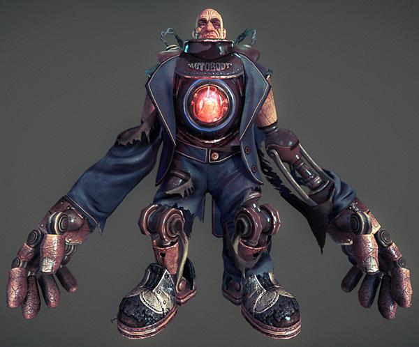 Handyman - Bioshock Infinite on - 112.5KB