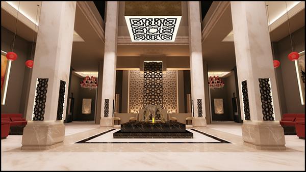 Hotel design on behance for Hotel designer