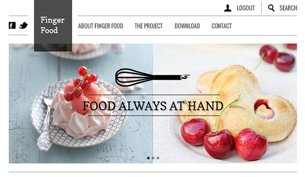 thesis website related to food Changingtastesinfoodmedia:astudyofrecipesharing food-related media, food culture, and indeed, culture more broadly  this thesis examines food blogs .