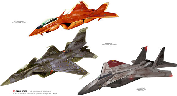 The Round Table Ace Combat.Demons Of The Round Table On Behance