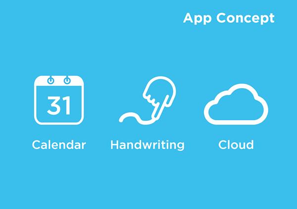 JotTheDate - Handwritten Calendar App on Wacom Gallery