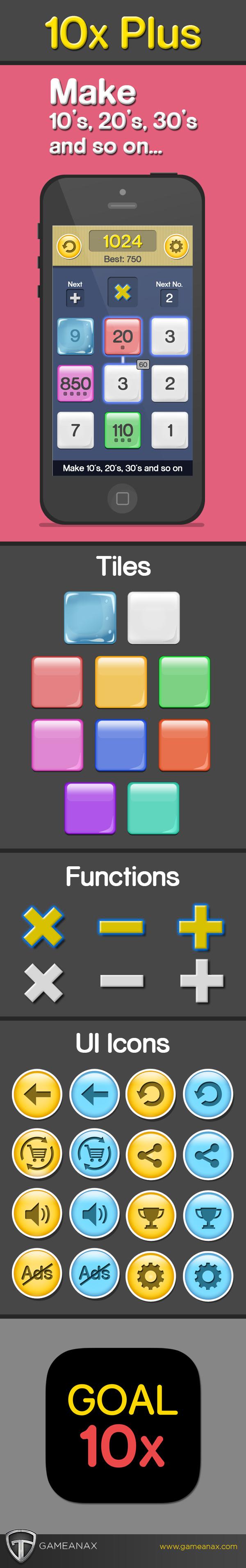 mobile gaming UI ux Gaming Games iphone iPad