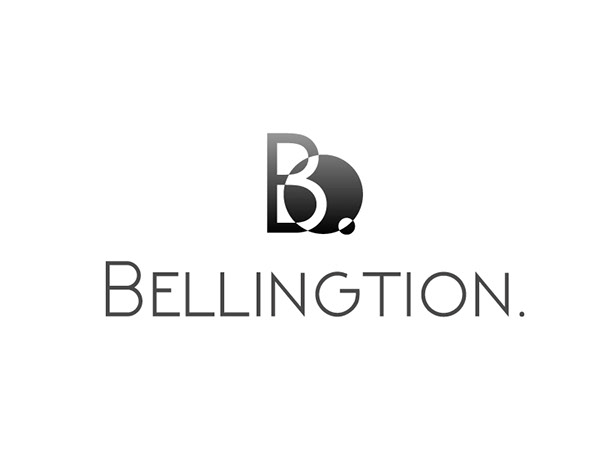 Bellington logo and stationary Design