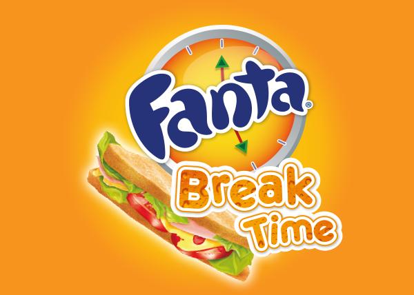 game design animations fanta drink break time Fruit Flash online play computer game
