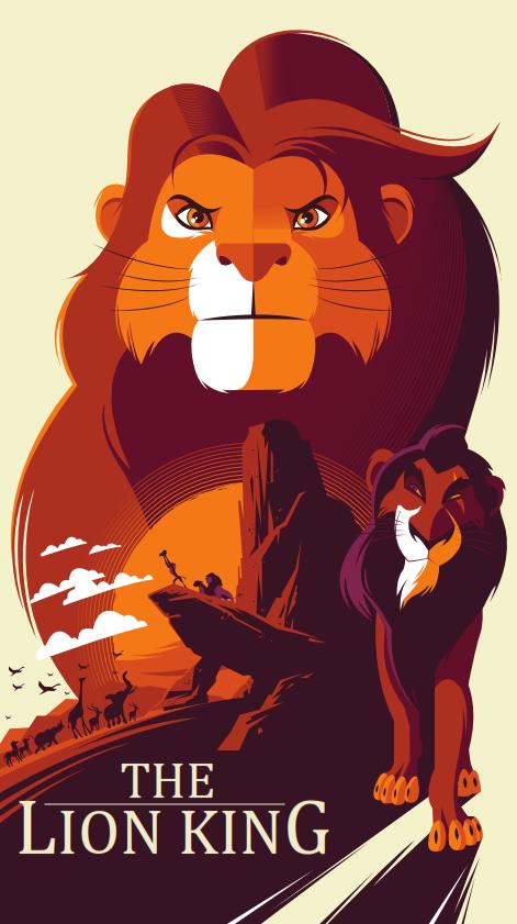 The Lion King Hakuna Matata On Behance