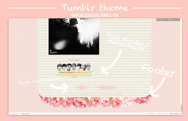 Tumblr Blogs 2015 Tumblr Blog Layout Design 2015