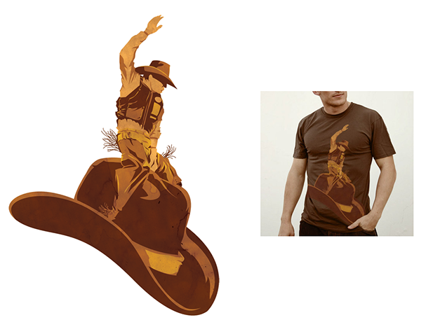 Country Western Tshirts on Behance