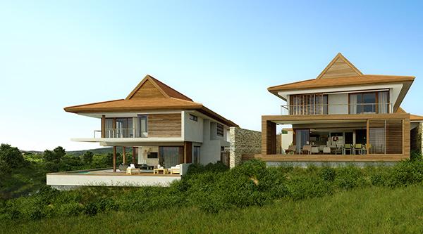 Sentosa Zimbali Eco Estate Kzn South Africa On Behance