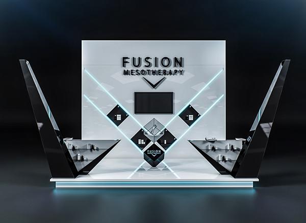 Exhibition Stand Revit : Fusion booth s digital tutors