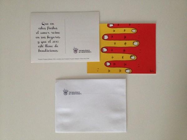 Postales solidarias Ecuador