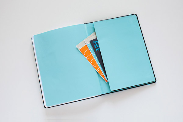 action method paper organization Productivity notebook print black Varnish sexy elegant creartivesoutfitter.com Behance matias corea blue orange black on black green environmentally friendly RECYCLED post consumer waste new leaf ecologycal clohrine free Sustainability hydrogen peroxide making a difference helvetica Helvetica Neue orang aqua grey Efficient