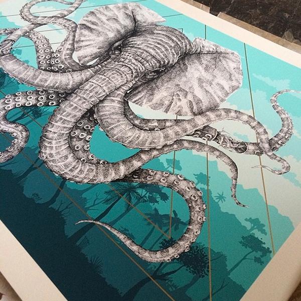 Octophant gishwhes