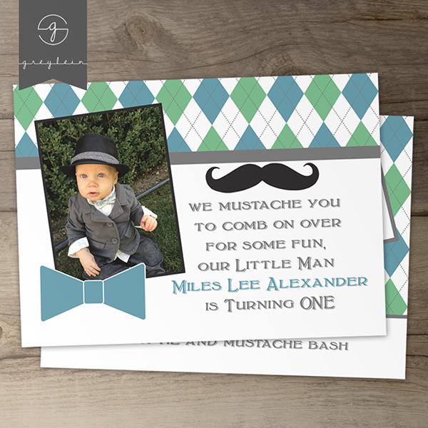 Little man birthday party invitations printable on behance filmwisefo