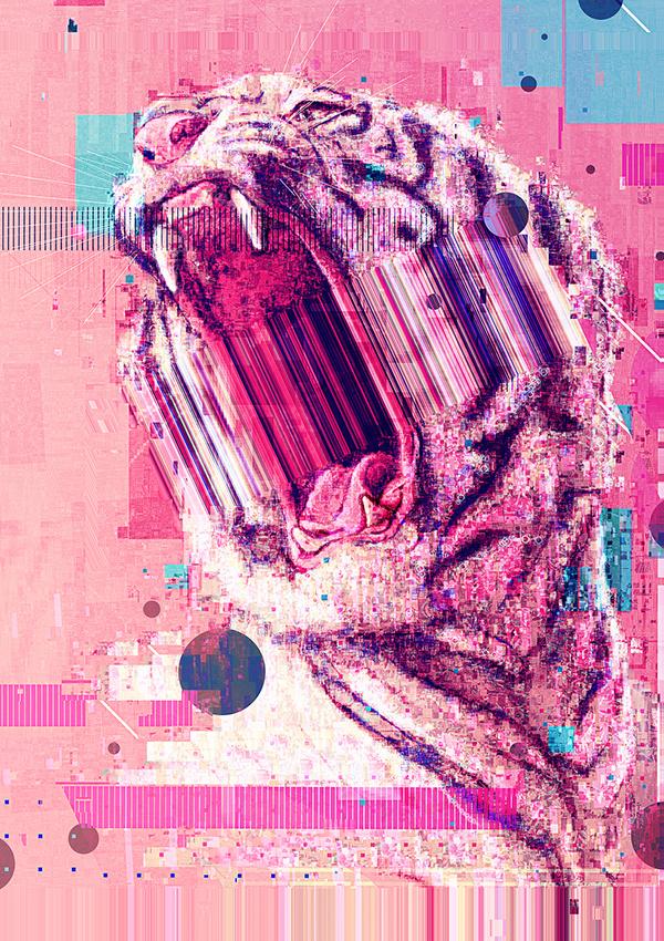 Digital Decade III - RAWr by ♠ Mart Biemans