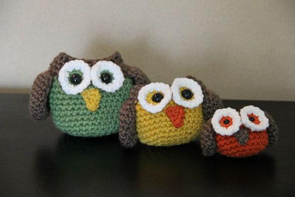 Crochet Amigurumi Collection : Mrs. Vs Crochet Amigurumi Animals on Behance