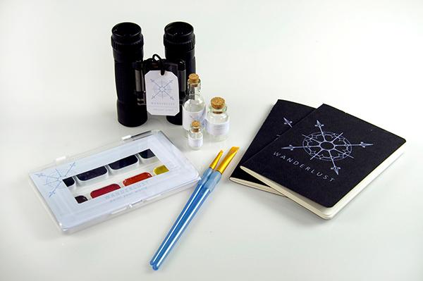 wanderlust kit on pantone canvas gallery. Black Bedroom Furniture Sets. Home Design Ideas
