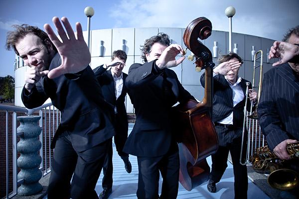 JazzBandits fotografie Groninger Museum Anne Zwaga