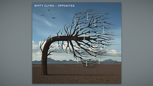 biffy clyro Biffy  Opposites Twitter unlock