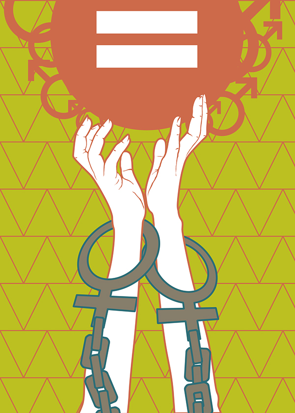 Poster for tomorrow 2012 - Gender equality Gender Equality Posters