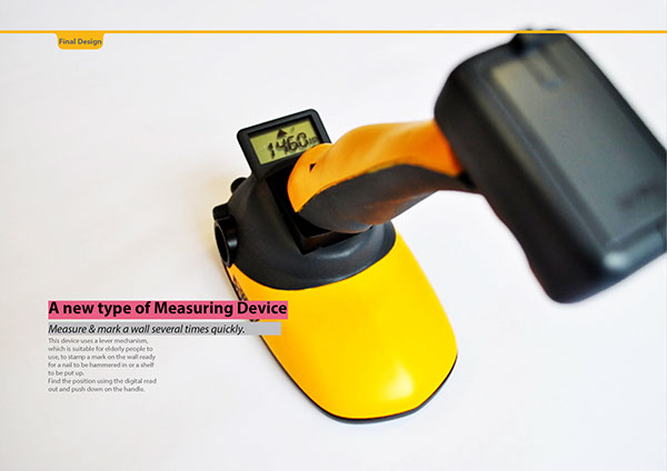 Types Of Measuring Devices : A new type of sonar measuring device on student show