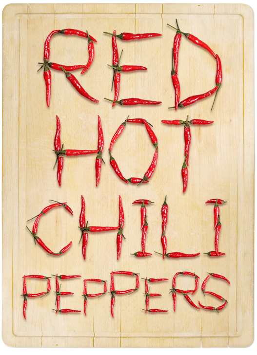 Handmade fonts on behance chili pepper font is made of high resolution photos cut out into a transparent layer and ready for placement in your design font consists of letters spiritdancerdesigns Choice Image