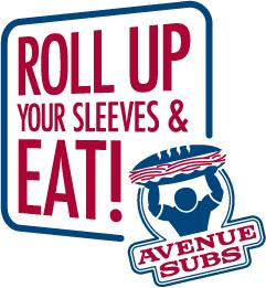 restaurant logo avenue subs muscatine iowa