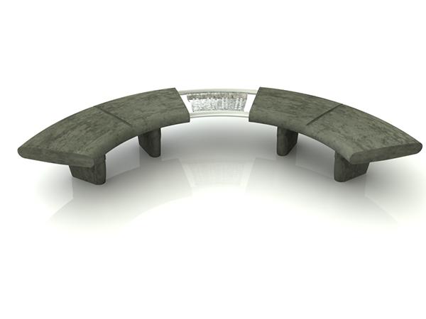 urban furniture equipamiento urbano on behance. Black Bedroom Furniture Sets. Home Design Ideas