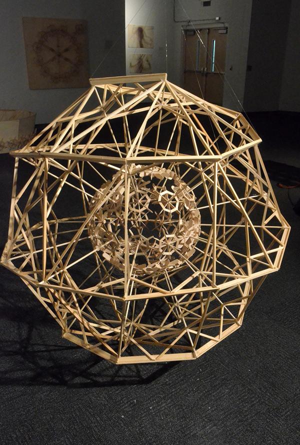 Inverted Spiral Sphere On Risd Portfolios