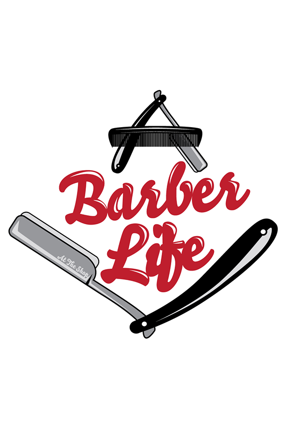 a barber life always fresh to death on behance