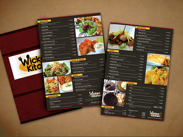 Maverick Restaurant Menu