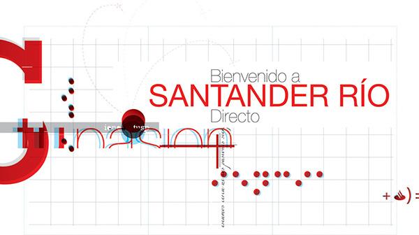 Banco santander rio sucursal eficiencia 3 on behance for Sucursales banco santander valladolid