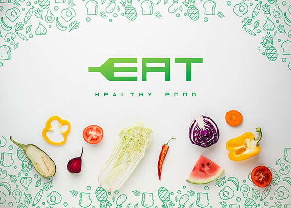 EAT - Logo Design