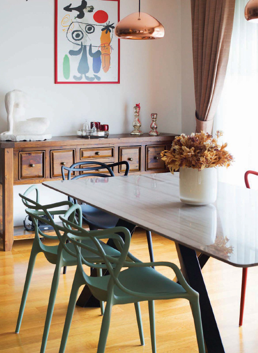 house Residence open kitchen