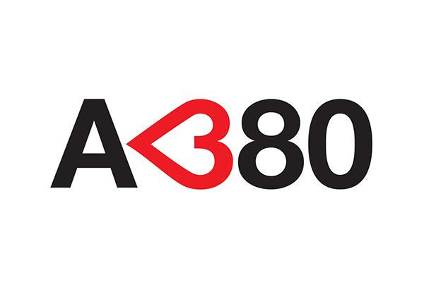 Advertising, Design, Graphic Design: paulburch.co.uk/47319/409810/design/a380-logo-design