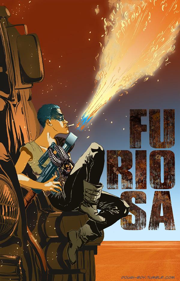 FURIOSA by Douglas Mora
