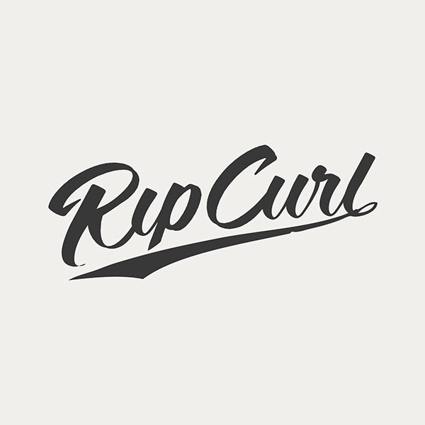 Rip Curl Logos on Typography Served