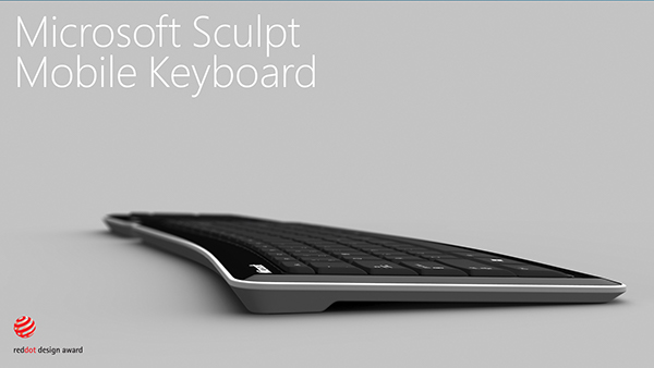 how to connect microsoft sculpt mobile keyboard